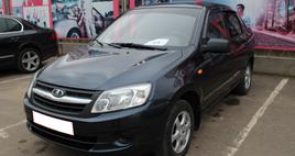 Lada (ВАЗ) Granta 1.6i (98Hp) 2013