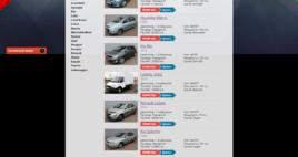 Поддержанные автомобили в дилерском центре Юникс